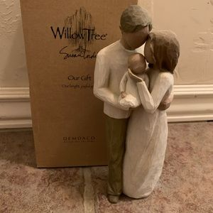 Willow Tree® Our Gift New Baby Figurine